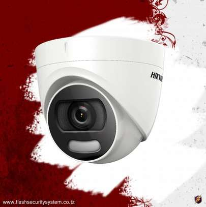 CCTV CAMERA FULL COLOUR DAY AND NIGHT image 1