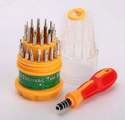 screw driver set 31 _IN_1. image 1