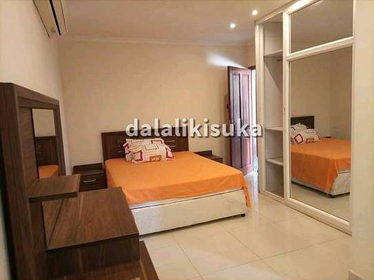 Furnished two bedrooms Apartment for rent at Mikocheni image 7