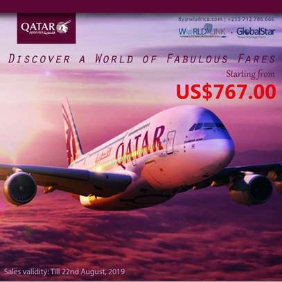 Qatar Airways Special!