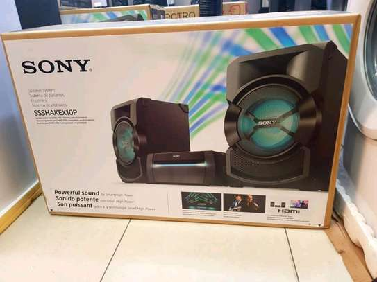 SONY MUSIC SYSTEM image 2