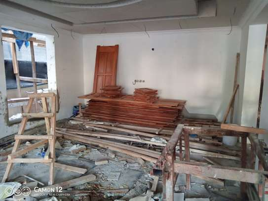 4bdrm brand new house under construction for rent in masaki image 7