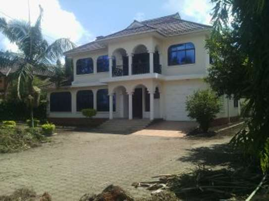 4BEDR. HOUSE FOR RENT AT NJIRO - PPF image 1