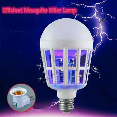 Mosquito Killer Lamp Watt Energy Saving LED Bulb-(Pin Holder) image 1