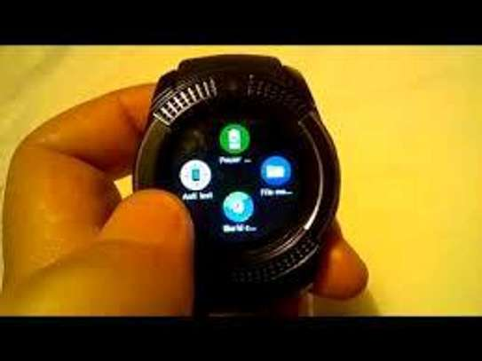 Smart watch v8 (black) image 4