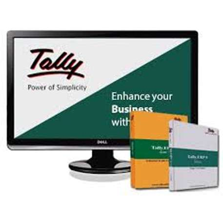 Tally ERP 9 VAT Accounting Software+5 Days Training