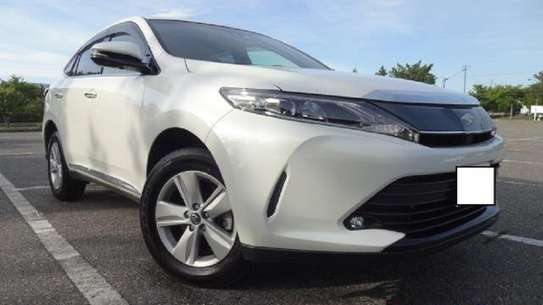 2018 Toyota Harrier