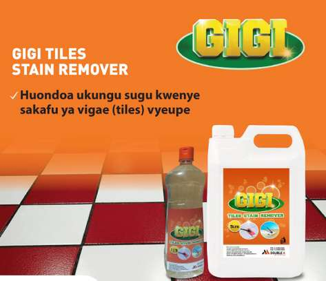 Tiles Stain Remover