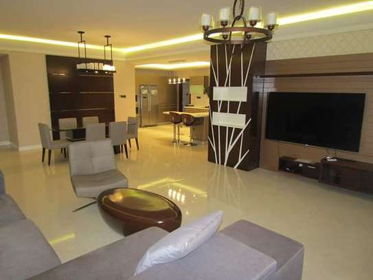 2 & 4 Bedrooms Luxury Full Furnished Apartments at Masaki image 2