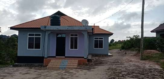3 bed room house for sale 60ml at kigamboni tuangoma plot areas sqm 1600 image 8