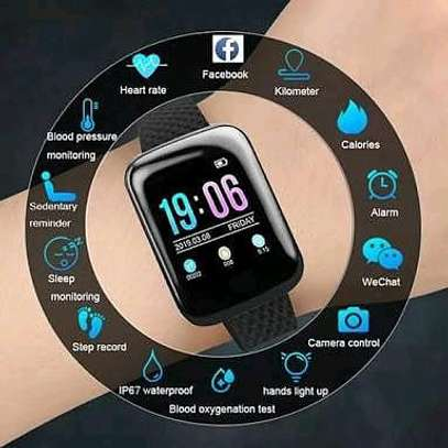 smartwatch For fitness image 1