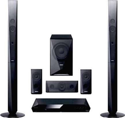 SONY HOME THEATER WATTS 1000 image 1