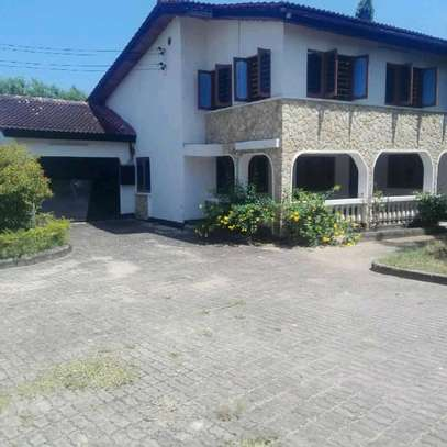 a 4bedrooms standalone house is for rent at mbezi beach 3house from main road image 1