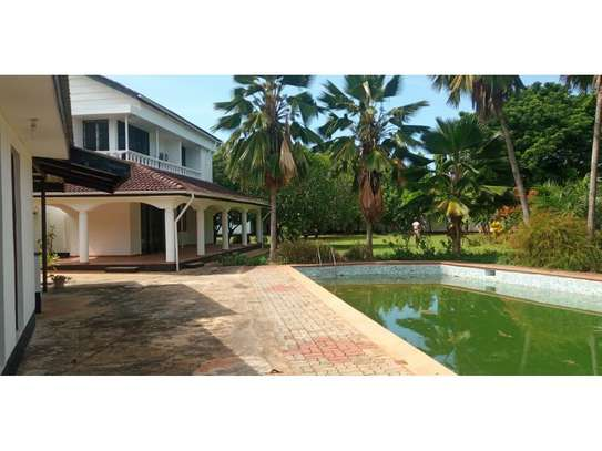 4bed house at masaki with mature garden,pool,generator $5000pm image 12