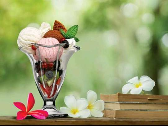 Pesabahce Ice Cream Cup from Canada 6pc image 1