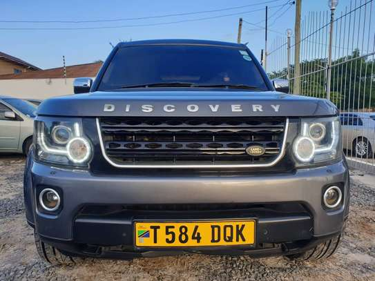 2007 Land Rover DISCOVERY-3 (DQK) image 9