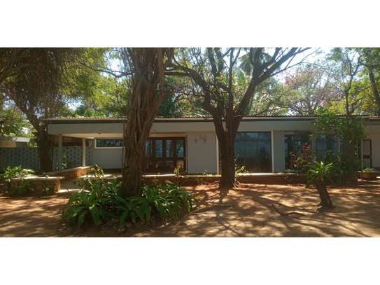 beach house at mbezi beach 2bed  with big compound image 13