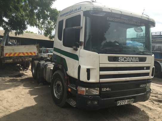 1997 Scania 124 400hp image 6