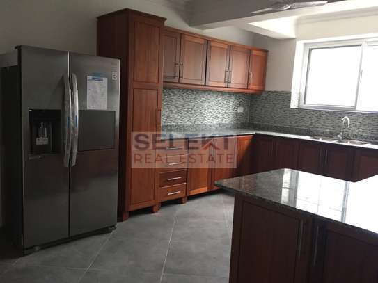 Specious 4 Bedroom Apartments Immediately Available In Masaki image 2