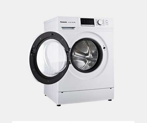 Panasonic Front Load Automatic Washing Machine - 8KG