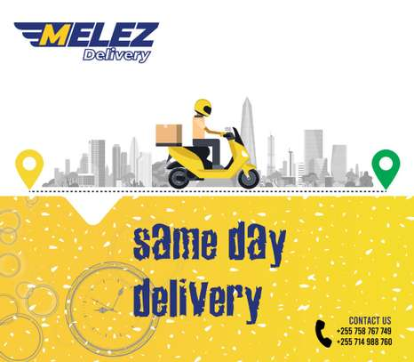 EXPRESS DELIVERY SERVICES image 4