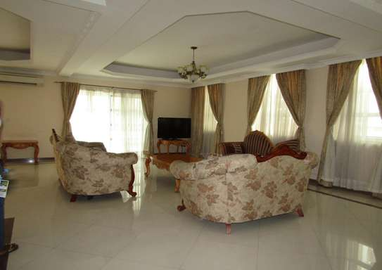 1 - 5 Bdrm Fully Furnished Apartments and Villa House in Mikocheni image 2