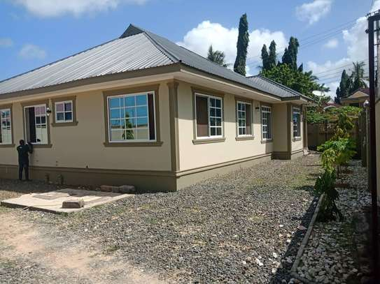 2 bed room house for rent at mbweni ubungo image 1