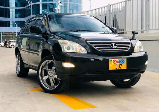 2006 Toyota harrier image 10