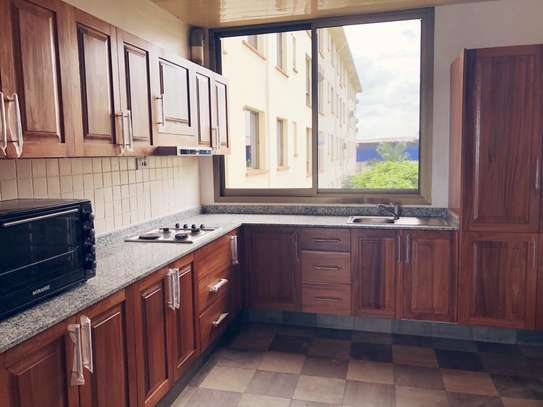 3 Br Large and Beautiful Apartment Near French School Masaki For Rent image 2