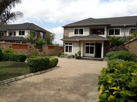 4BEDROOMS FULLY FURNISHED AT BURKA/WESTERN ARUSHA image 2