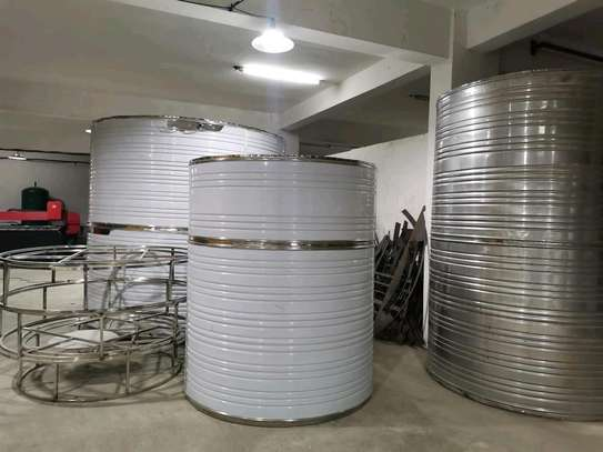 stainless steel tank image 1