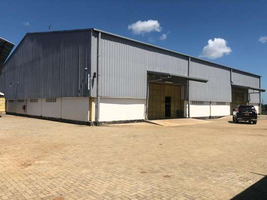 Warehouse for sale at Kibaha on main Road. image 5