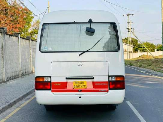 Toyota COASTER for sale image 4