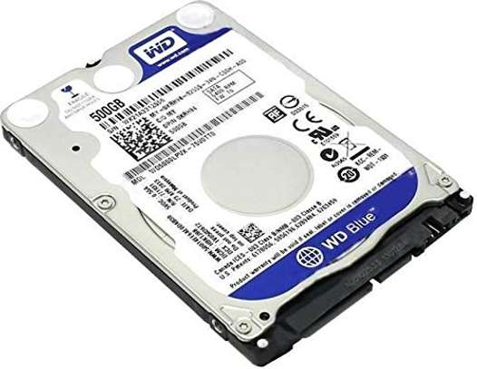 Laptop HDD GB 500 image 1