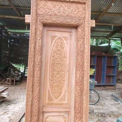 Zanzibar doors & carved furnitures image 3