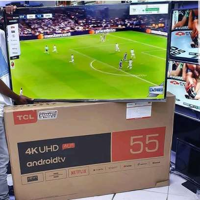 TCL ANDROID TV INCH 55 image 1