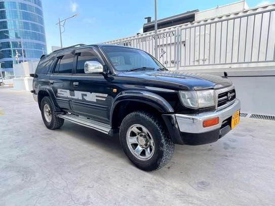 2000 Toyota Hilux Surf image 5