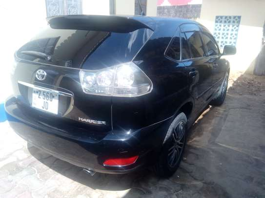 2009 Harrier Toyota