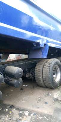 Scania Tipper 114 for sale image 4