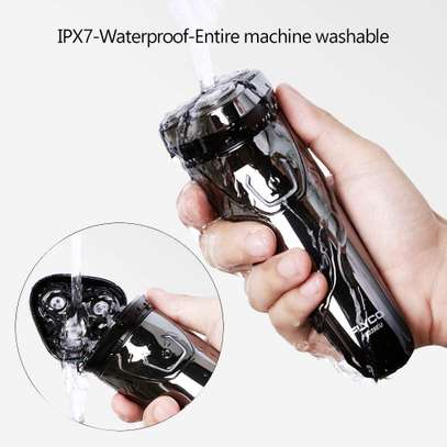 FLYCO Electric Shavers Men FS339EU, Wet & Dry Electric Razor Rotary Shaver for Men image 3