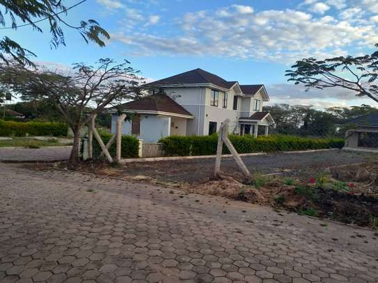 4 MASTERBEDROOMS AT BURKA AREA/WESTERN ARUSHA