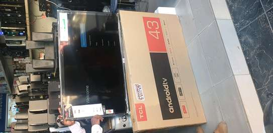 TCL SMART ANDROID TV INCH 43 image 1