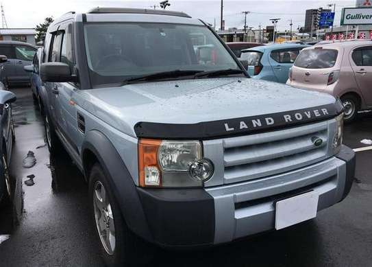 2008 Land Rover DISCOVERY3 USD 6500 UP TO DAR ES SALAAM PORT