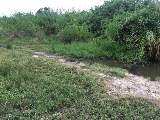 Land for Sale at Sanzale B Bagamoyo image 1
