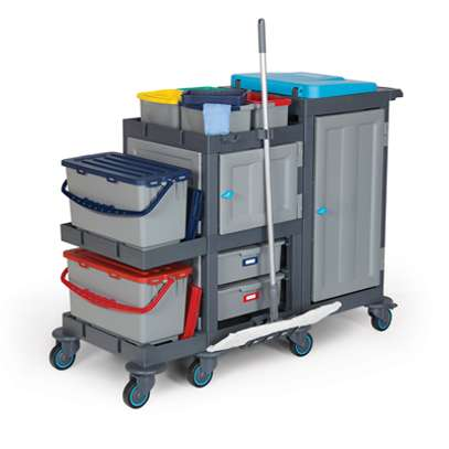 Hospital and Medical Centers Color Coordinated Trolleys image 5