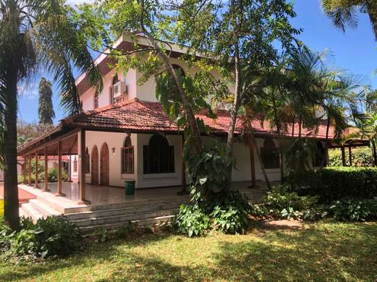 4 Bed Emabassy  House at Masaki $10000pm image 4