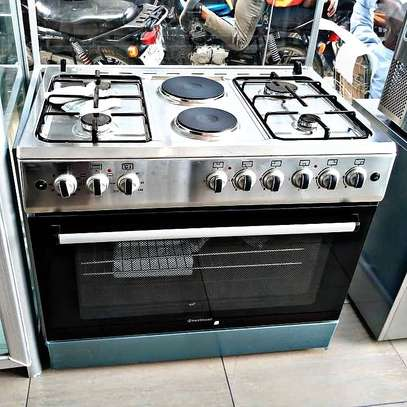 Westpoint Gas Electric Cooker image 1