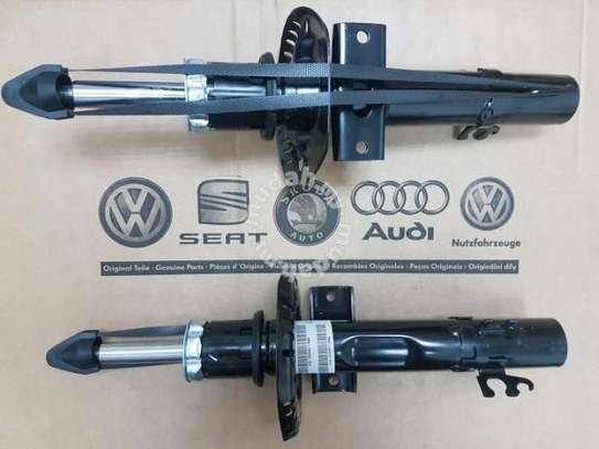 Shock Absorbers for German Cars