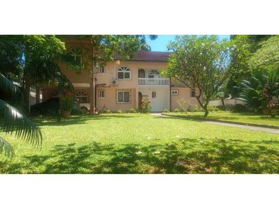 big house 5bed furnished at mikocheni a $1500pm big garden image 2
