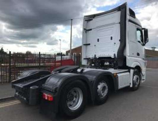 2013 Mercedes-Benz ACTROS 2545 6X2 MIDLIFT TSHS 60MILLION ON THE ROAD image 7